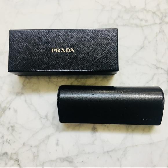 52c9d771ffa PRADA Glasses Case and Gift Box